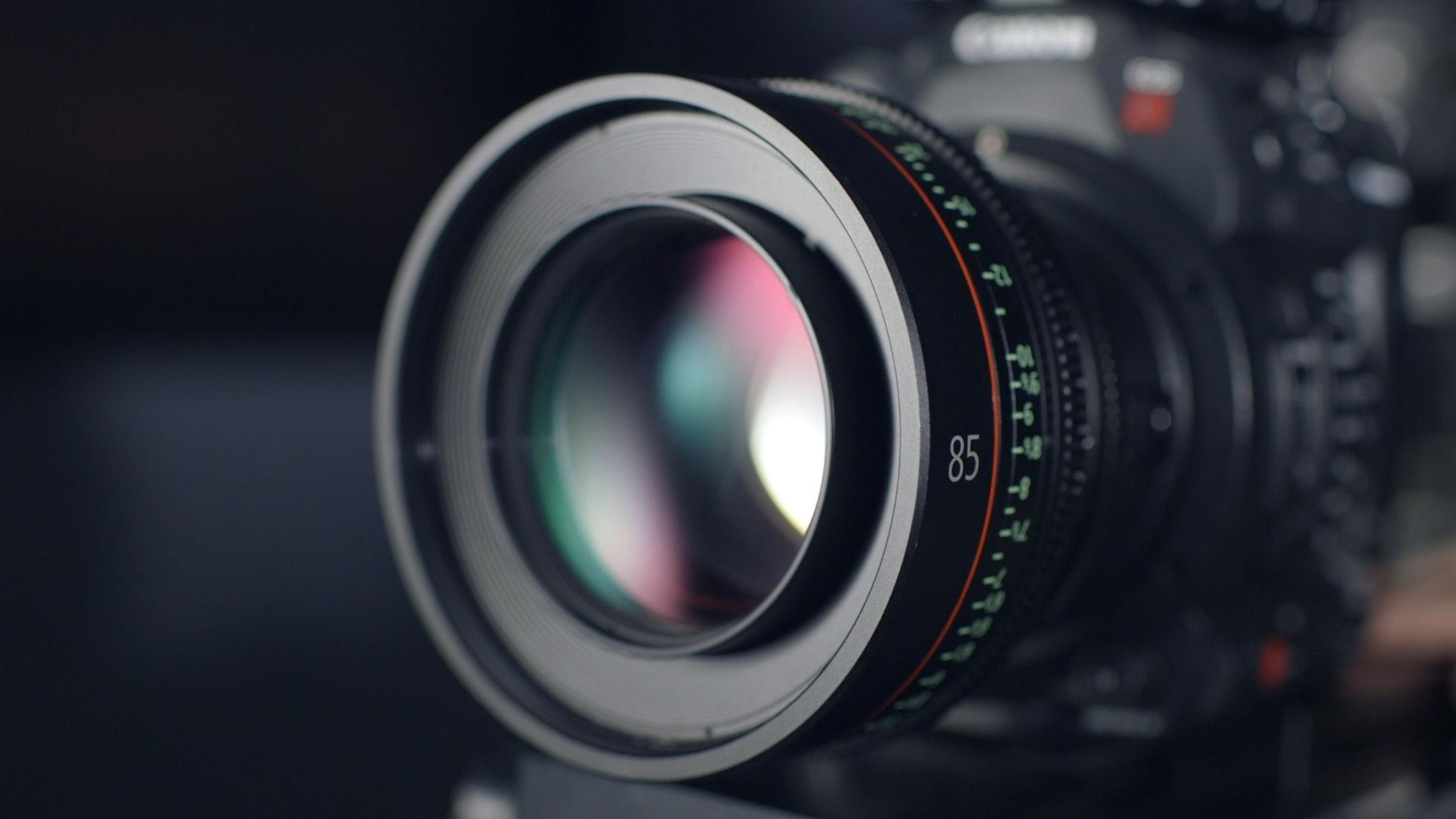 Kameraverleih von Professionellem Equipment