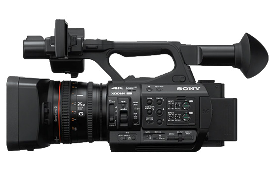 Sony-PXW-Z190-XDcam-Camcorder-Kamera-Uhingen-Film-Technik-Goeppingen-Vermietung